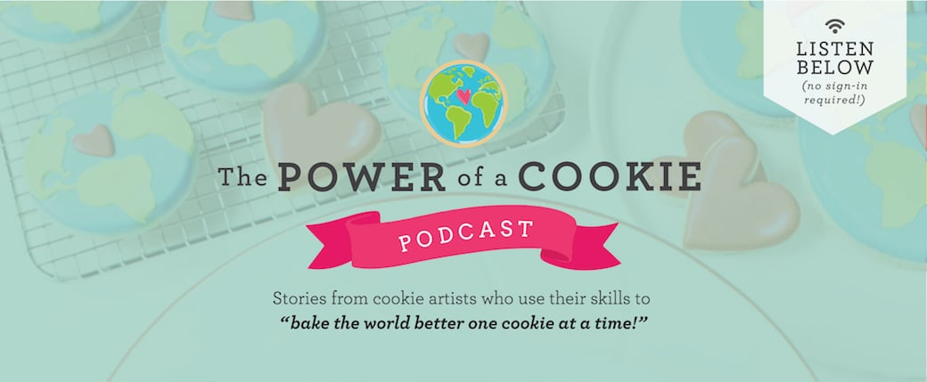 The Power of a Cookie Podcast Header