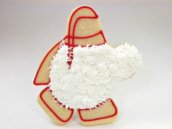 Polar Bear Cookies by The Bearfoot Baker