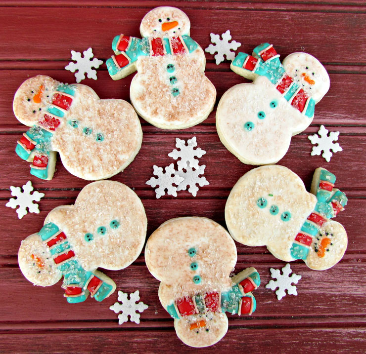 Decorated Christmas Cookies.Decorated Christmas Cookies The Bearfoot Baker