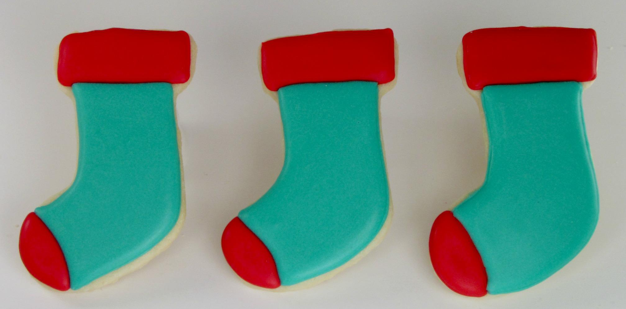 Simple Christmas Cookies thebearfootbaker.com