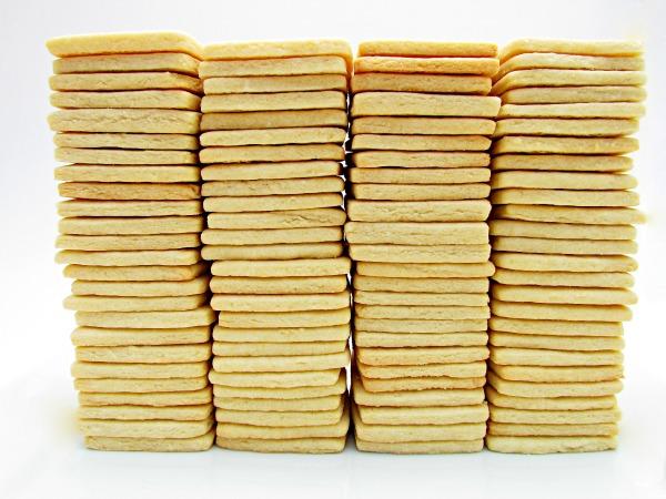 Receta de la galleta de azúcar