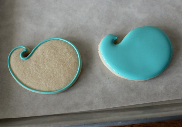 Easy Blue Bird Cookies | The Bearfoot Baker