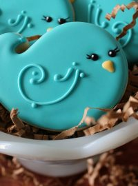 Bluebird Cookies
