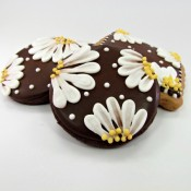 Royal Icing Consistency by www.thebearfootbaker.com