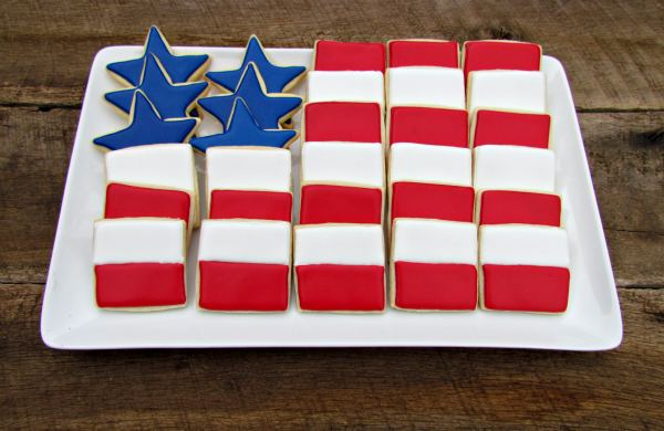 078e1b16c1dd Here is my Memorial Day Flag Cookie ...