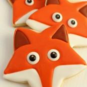 Fox Cookies 16