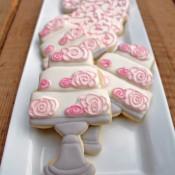 Wedding Cake Cookie 10 a