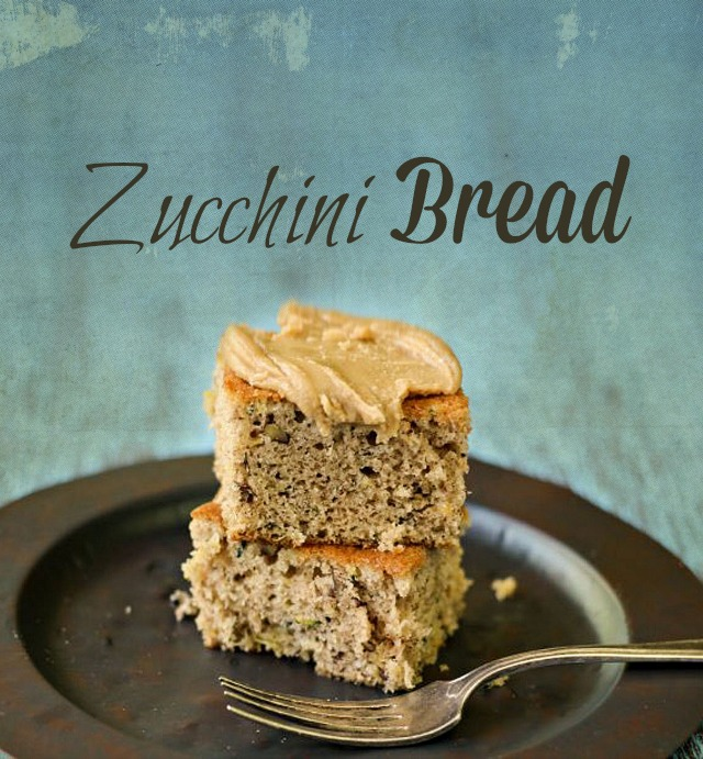 Zucchini Bread (Mattie's Recipe)