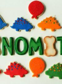 Dino Dinomite Cookies 1