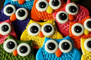 Owl Cookies 21A