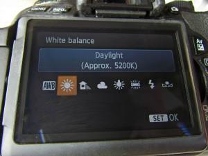 White Balance 1A