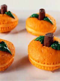 Pumpkin Cakes E