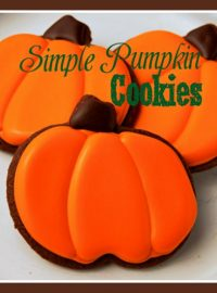 Pumpkin Cookies 6A