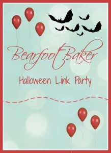 The Bearfoot Baker Halloween Link Party