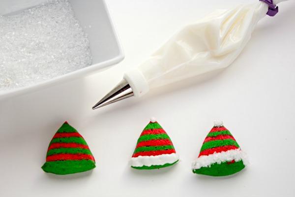 Christmas Cookies thebearfootbaker.com