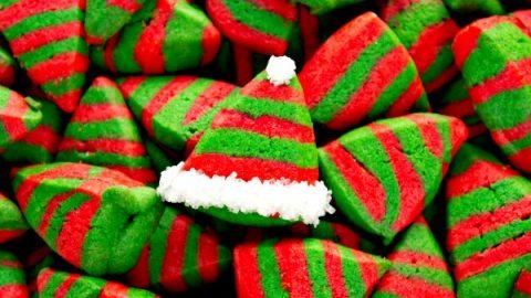 Cute Little Christmas Cookies