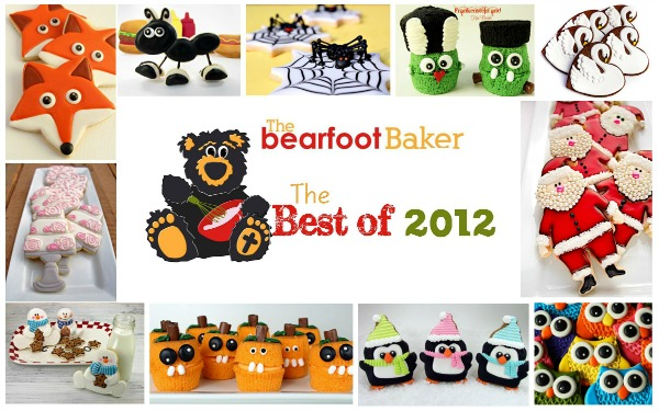 The Best of 2012 The Bearfoot Baker