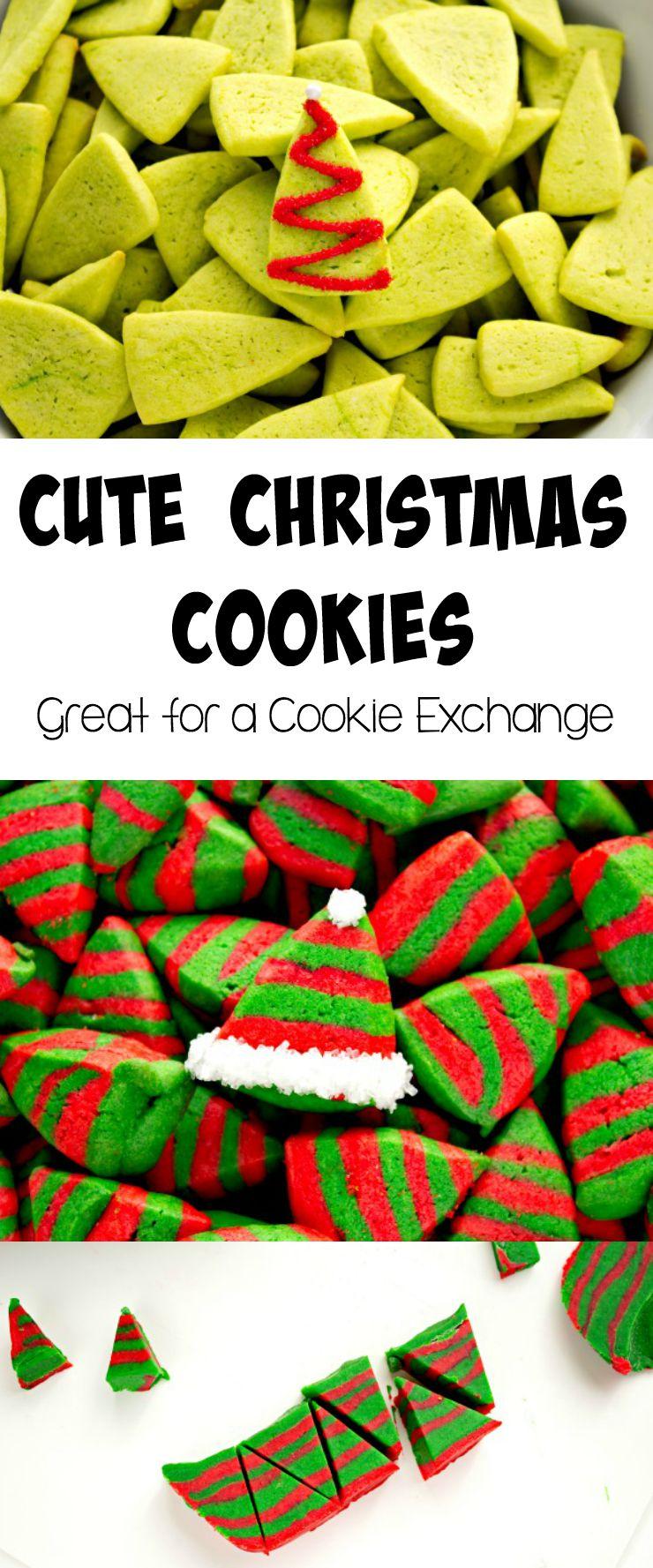 cute little christmas cookies the bearfoot baker