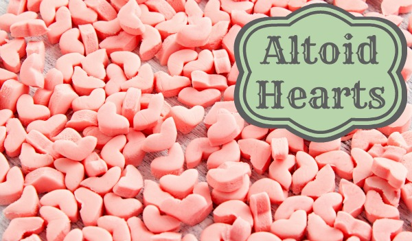 Heart Altoids