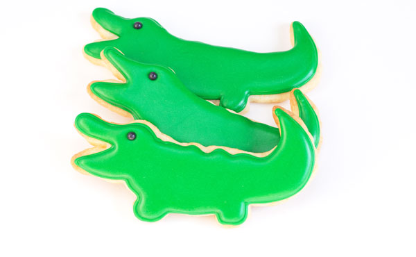 crocodile Cookies