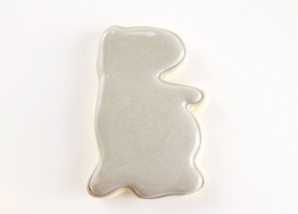 Groundhog Shadow Cookies