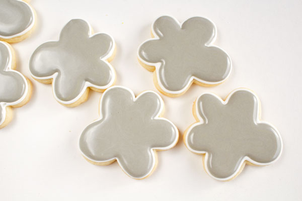 Rain Cloud Cookies