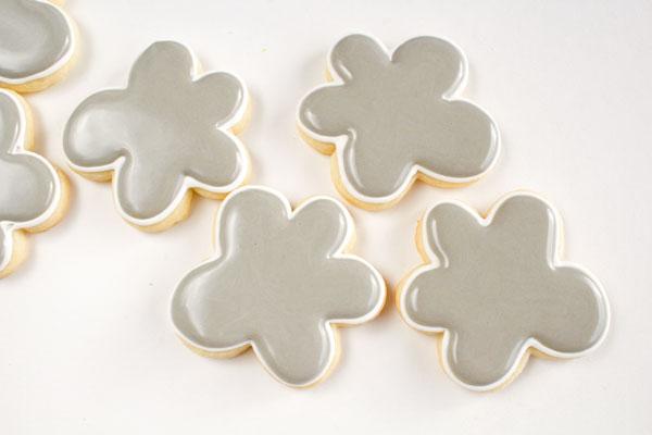 Rain Cloud Cookies