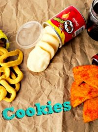 Chip Cookies via thebearfootbaker.com