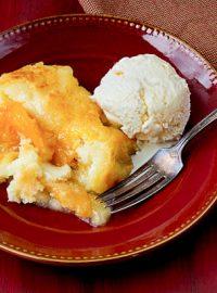 Peach Cobbler Recipe | The Bearfoot Baker