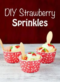 DIY-Strawberry-Sprinkles - Strawberry Royal Icing Transfers thebearfootbaker.com.jpg