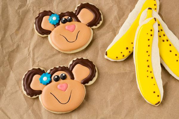 Monkey-Cookies-by www.thebearfootbaker.com