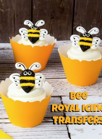 Bee-Royal-Icing-Transfers-with-thebearfootbaker.com_1