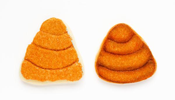 Clam Cookies www.thebearfootbaker.com