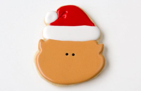 Easy Little Elf Cookies thebearfootbaker.com