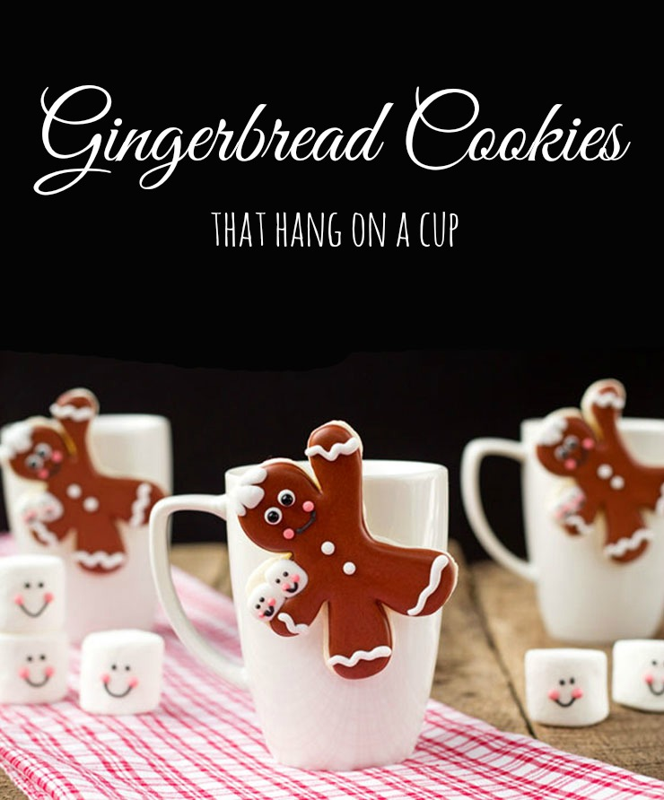 """Gingerbread-men-coffee-cup-cookies"""