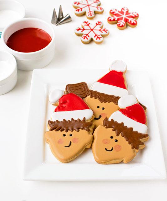 Little Elf-Cookies-with-thebearfootbaker.com