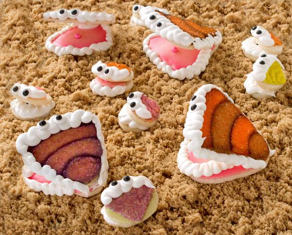 Simple-Clam-Cookies-thebearfootbaker.com