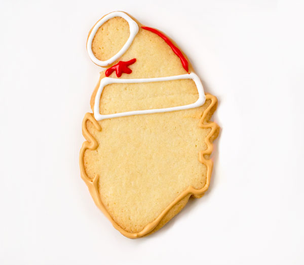Simple-Elf-Cookies-www.thebearfootbaker.com