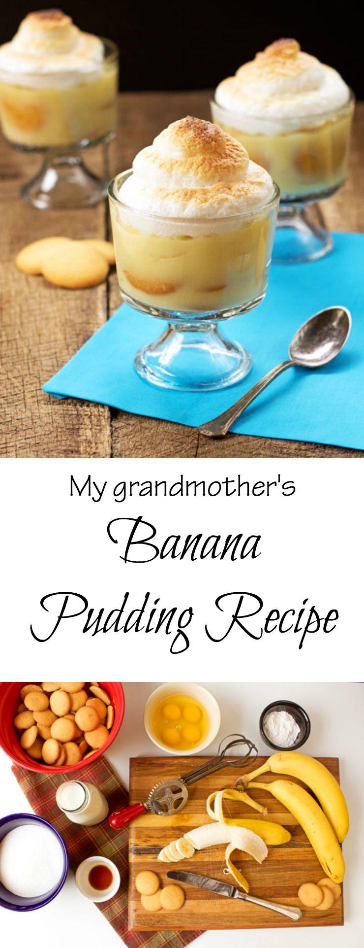 Banana Pudding Recipe   The Bearfoot Baker