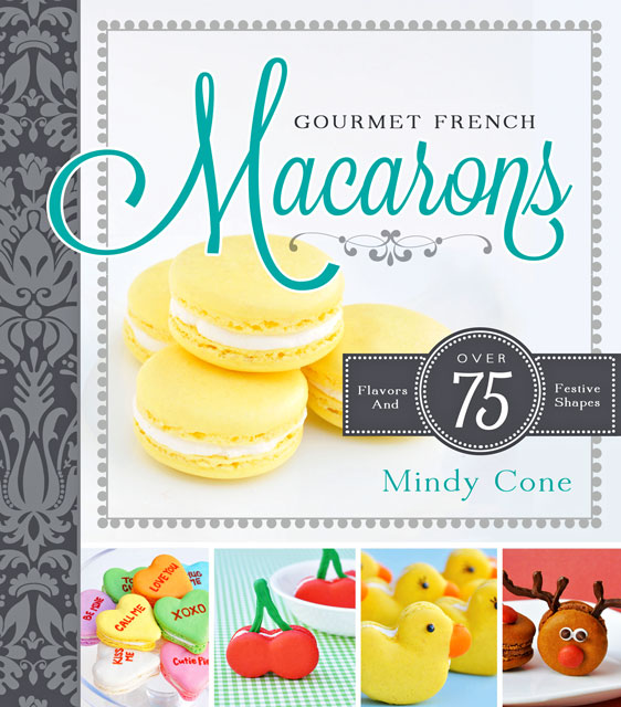 Gourmet-French-Macaroons-Book-Giveaway thebearfootbaker.com
