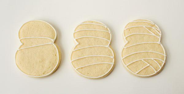 Little Monster Cookies thebearfootbaker.com