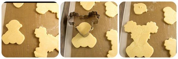 Baby Geek Cookies with www.thebearfootbaker.com