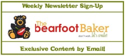 The Bearfoot Baker Newsletter