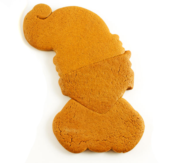 Baby Elf Cookies www.thebearfootbaker.com