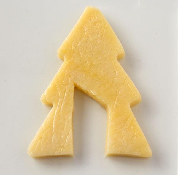 Butter Cookies via thebearfootbaker.com