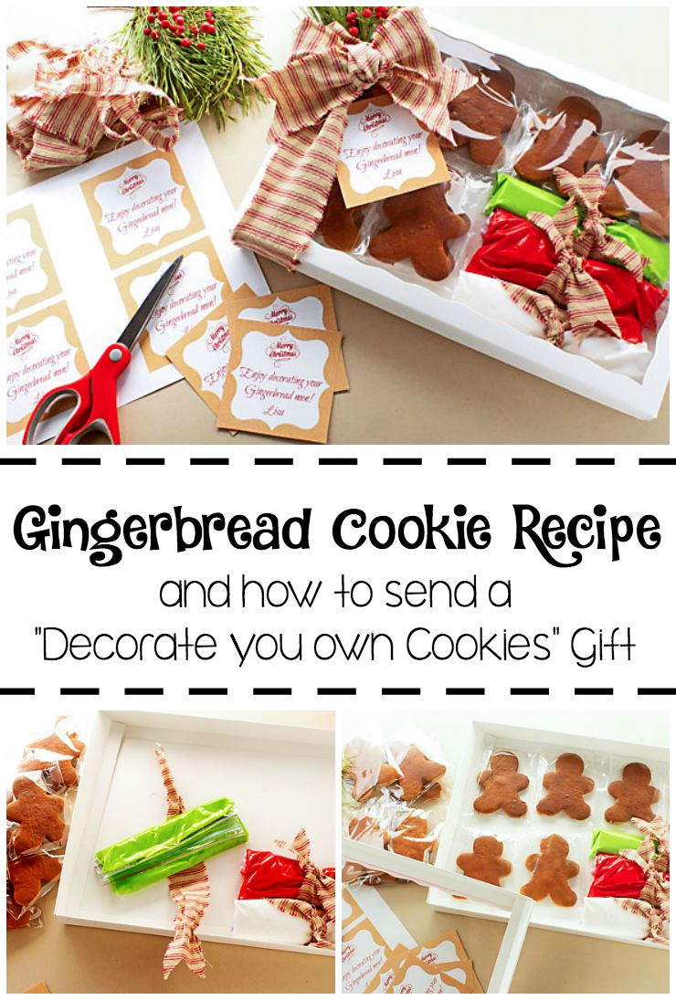 Gingerbread Cookie Recipe | The Bearfoot Baker
