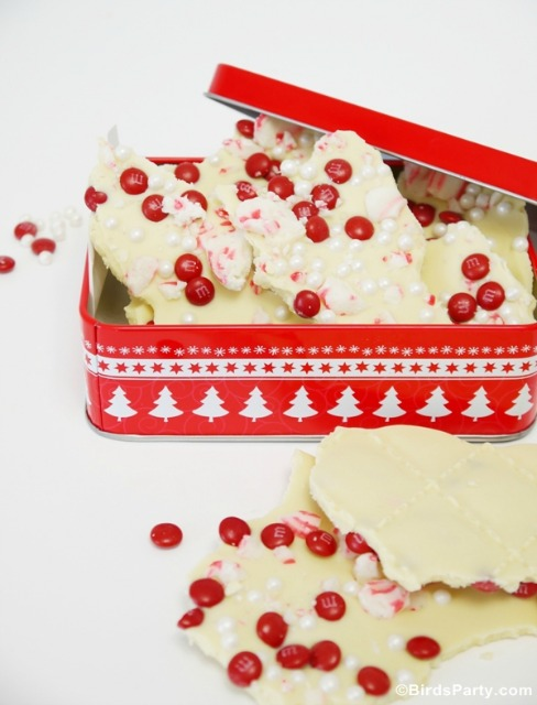 white-chocolate-peppermint-candy-cane-bark-chocolate-recipe-lastminute-Birds-Party