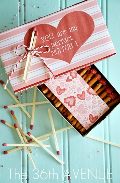20 Valentine's Day Treats You can Make www.thebearfootbaker.com