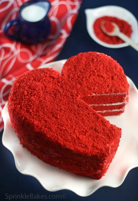 20 Valentine's Day Treats You'll Love www.thebearfootbaker.com