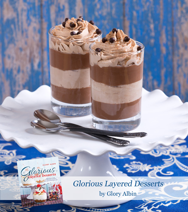 Glorious Layered Desserts Chocolate-and-Nutella-Cream